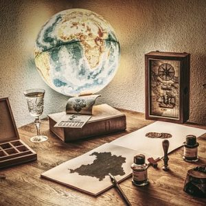 Les avantages des globes terrestres dans votre maison