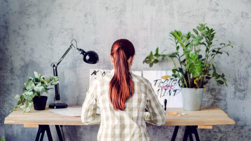 Avoir un bureau avec une décoration tendance !